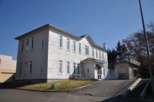 野幌公民館の写真