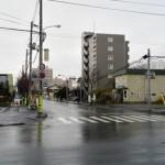 野幌駅南口駅前