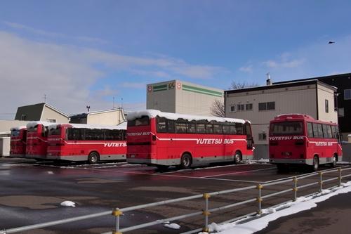 観光バス・長距離路線向け車両