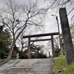 江別神社の鳥居