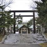 江別神社拝殿