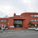 江別市水道庁舎