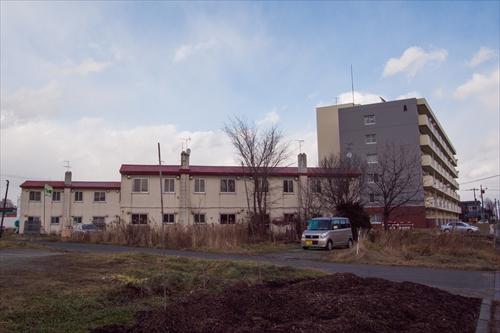 江別市・市営住宅