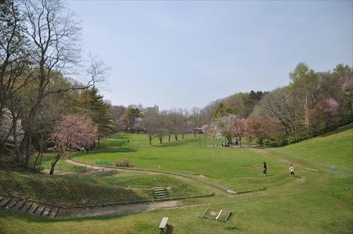 大麻西公園・パークゴルフ場