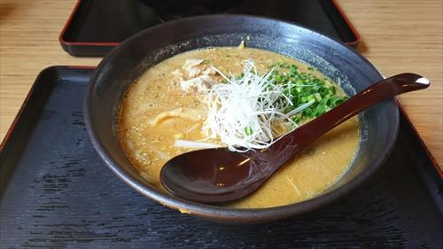 焙煎味噌ラーメン