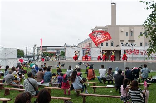 YOSAKOIソーラン演舞3