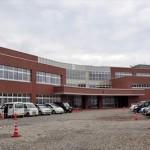 江別第一中学校・新校舎