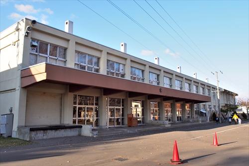 鉄筋コンクリート造の旧校舎
