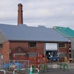 旧ヒダ工場エブリ左側
