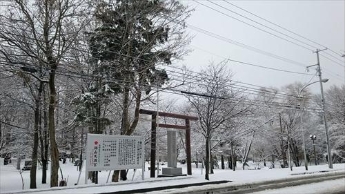 錦山天満宮2番通り側出入口