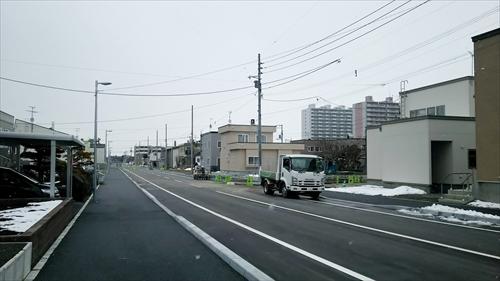 野幌駅南通り