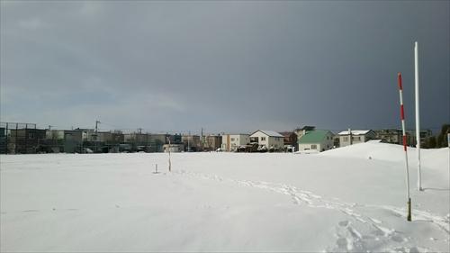 野幌末広町公園グラウンド