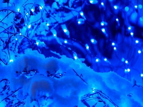支笏湖・氷濤祭り