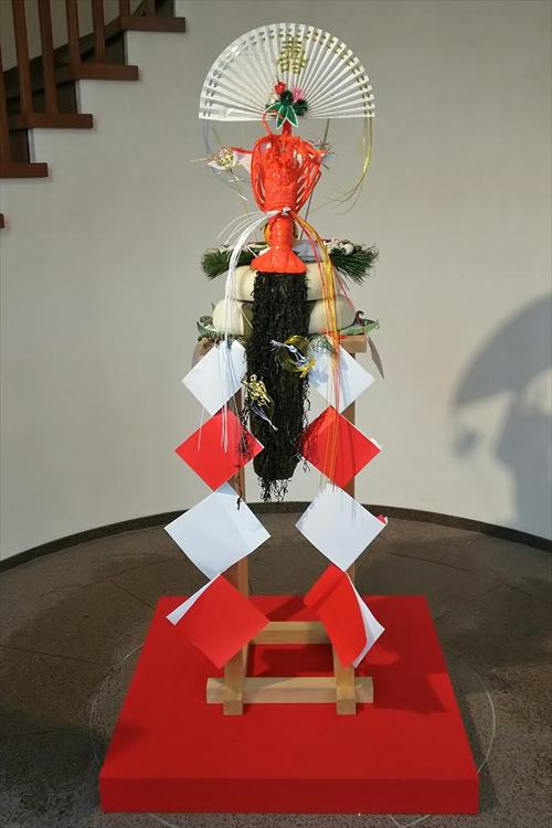 六花亭のお正月飾り