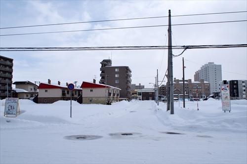 東野幌本町43号道路