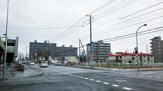 野幌駅南口駅前広場
