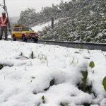2016年6月の積雪