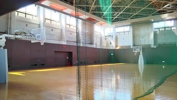 体育館・バスケットボール