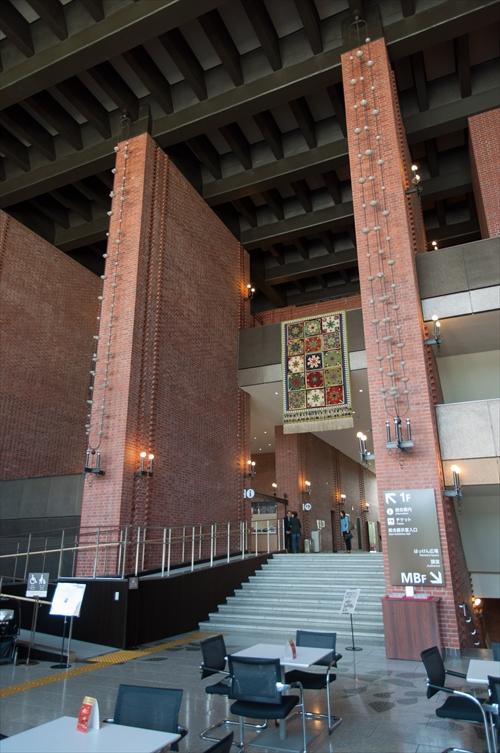 北海道博物館・館内