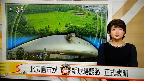 北広島市が新球場誘致正式表明