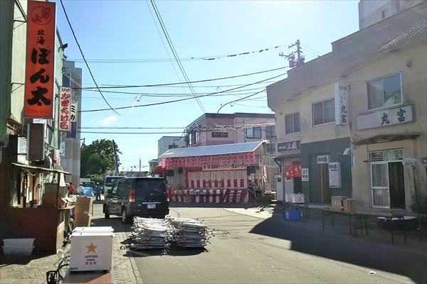 野幌遊楽街