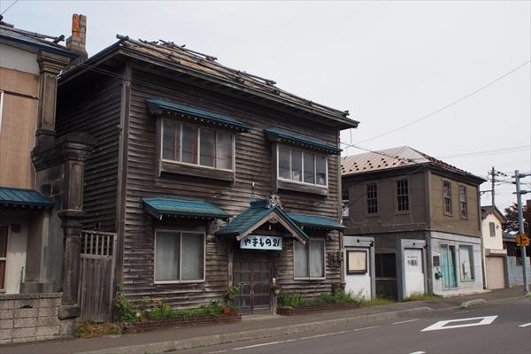 江別の古い建物2