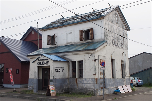 江別の古い建物3