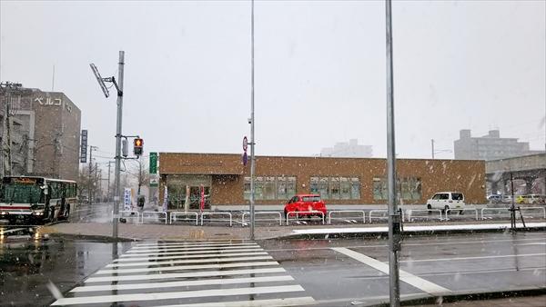 JA道央・野幌支店・新店舗