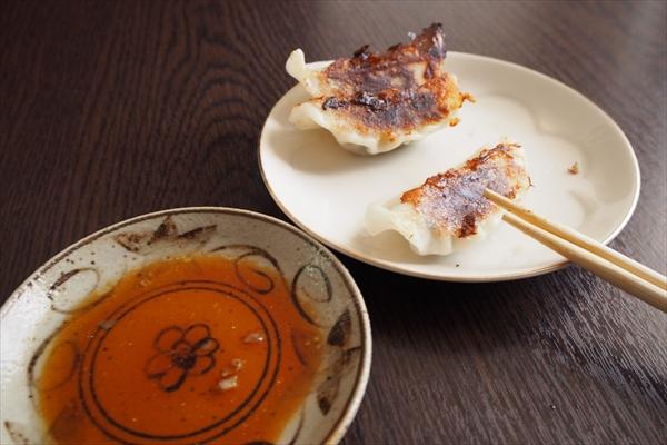 山岡家の餃子・実食2