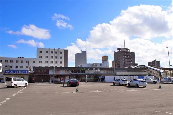 JR大麻駅2017年3月
