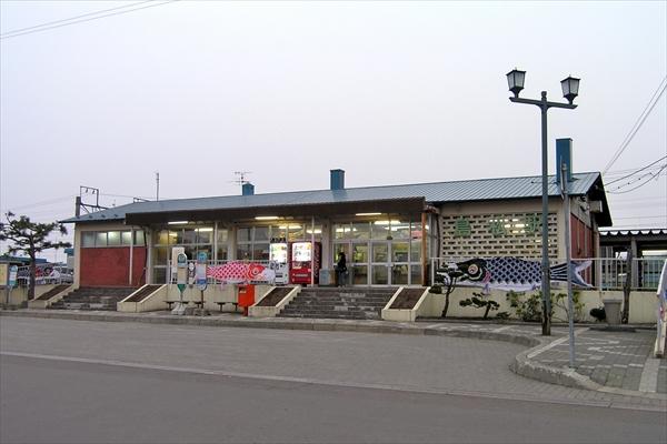 JR千歳線・島松駅