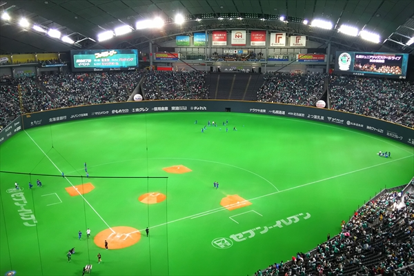 札幌ドーム・球場内