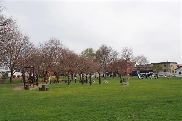錦町公園・子供遊具