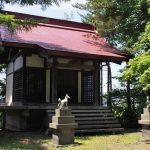 王子稲荷神社・本殿