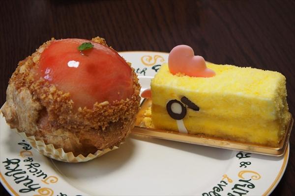 もものケーキ・えべチュンケーキ