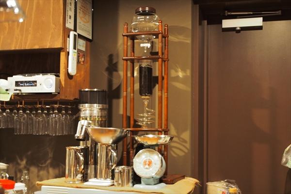 水出しコーヒーマシーン