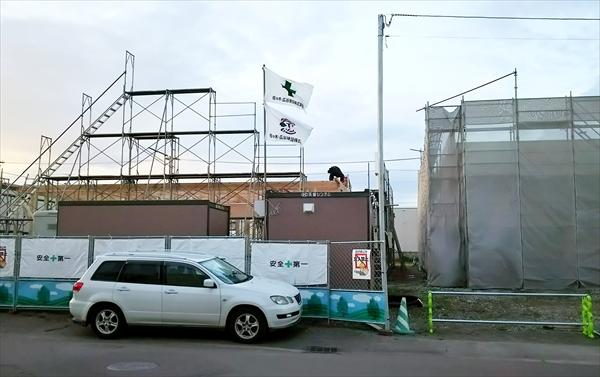 コメダとエーユー新店舗