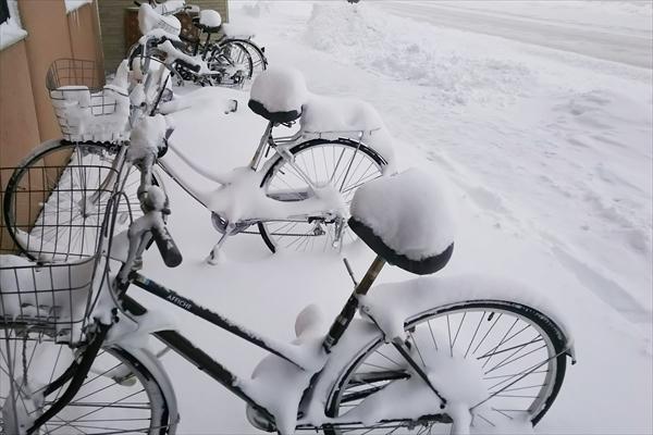 江別市野幌・大雪