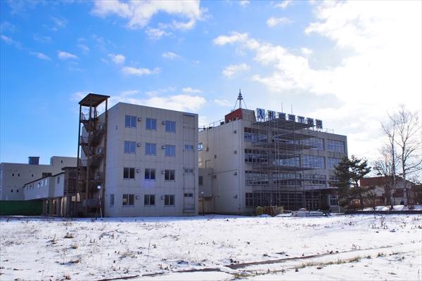 札幌理工学院・校舎