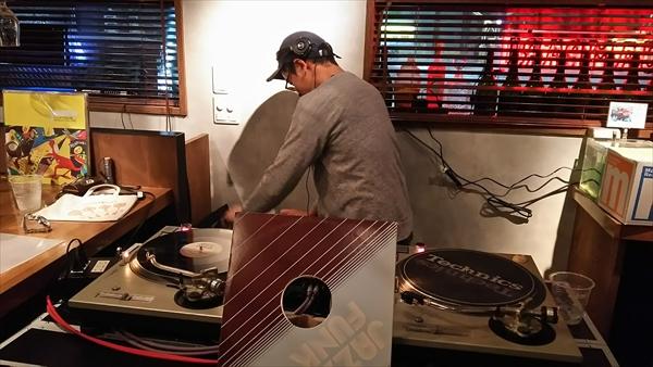 DJ・レコード