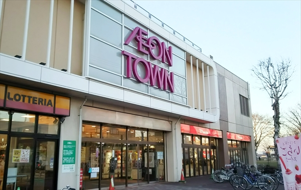イオンタウン江別店ザ・ビッグ