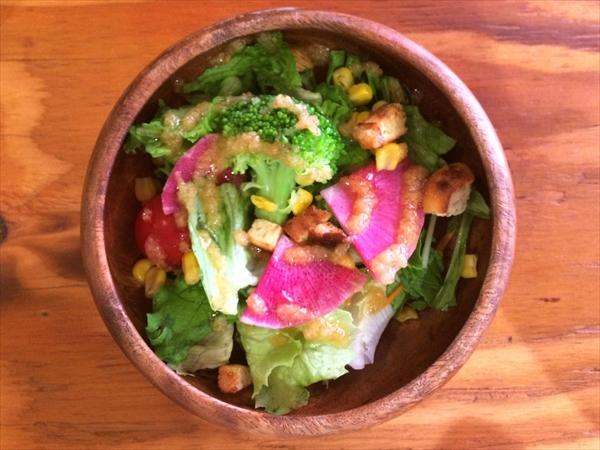 アンビシャスファームの新鮮野菜