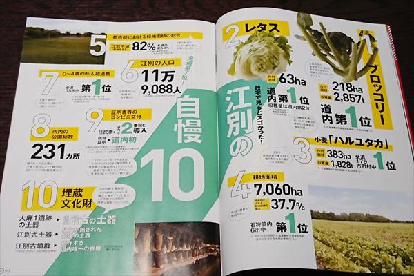 江別の自慢ランキング10