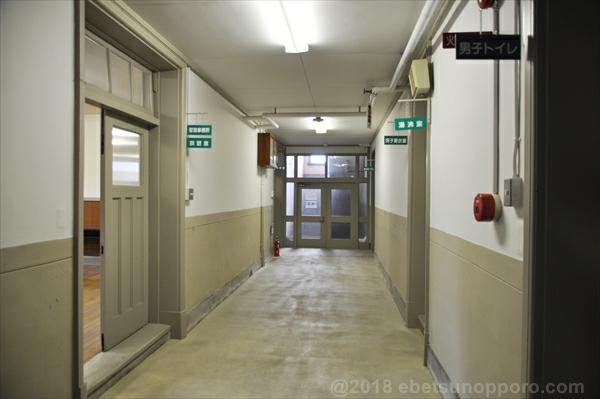 1階東側廊下