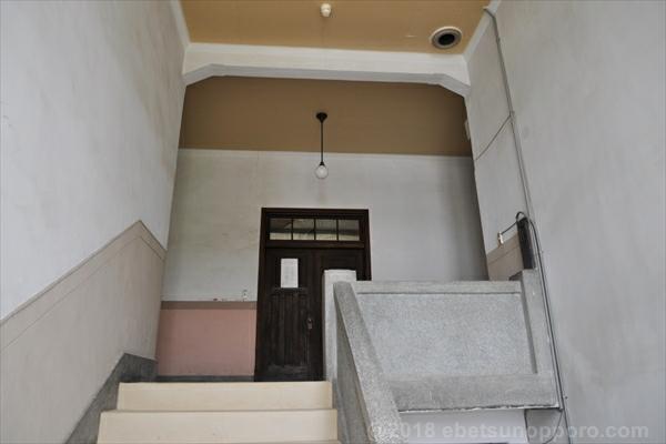 林木育種場旧庁舎・2階