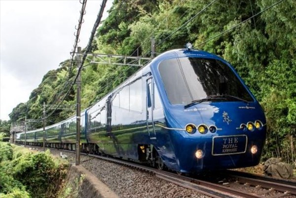 豪華列車ザ・ロイヤルエクスプレス