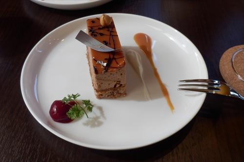 モルフォのケーキ