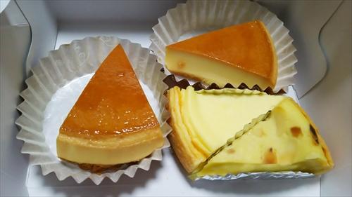 チーズタルト・プリンケーキ