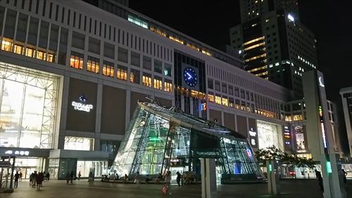 札幌駅南口駅舎