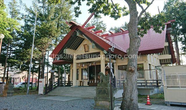 恵庭豊栄神社